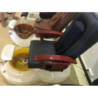 Buy cheap High quality cheap price manicure pedicure chair /nail salon furniture pedicure spa chair for sale from wholesalers