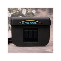Buy cheap High quality auto cool solar power car fan from wholesalers