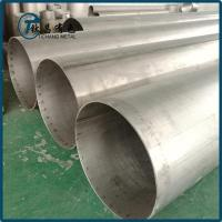 China High Strength Titanium Welded Pipes on sale