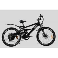 Buy cheap 26inch Electric Mountain Bike With Double Suspension JB-TDE05Z from wholesalers