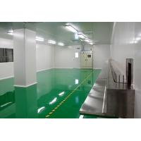 Buy cheap Power distribution system Self leveling epoxy resin floor from wholesalers