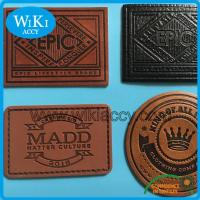 Wholesale Garments Faux Leather Patches from china suppliers