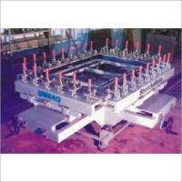 Wholesale Printing Machinery Mechanical Fabric Stretching Machine from china suppliers