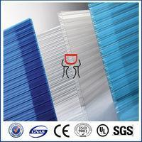 Buy cheap Skylight PC Hollow Sheet, Greenhouse Building Materials For Sale! from wholesalers