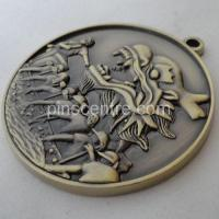 Buy cheap Customized Die Cast Medals from wholesalers