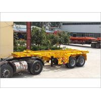 Buy cheap Skeleton Trailer Product CodeZG-19907001 from wholesalers