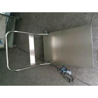 Buy cheap Stainless steel platform trolley from wholesalers