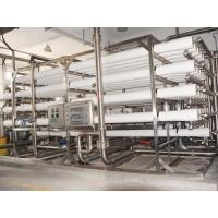 China Water Treatment Equipment for Food & Beverage Industry on sale