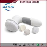 Wholesale IPX5 waterproof 4 in 1 bath spa brush combo from china suppliers