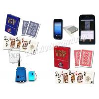 Buy cheap Modiano Jumbo Bike Marked Poker Cards For Analyzer from wholesalers