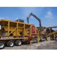 Wholesale 30 x 42 Portable Jaw Crusher w/ Hydraulic Breaker from china suppliers