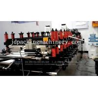 Wholesale Double Output Quad Flat Bottom Pouch Bag Making Machine from china suppliers