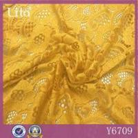 Buy cheap 2016 the latest fashion fabric with spandex China supplier bargain lace from wholesalers
