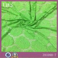 Buy cheap 2016 eco friendly nylon spandex spiral typle lace fabric from wholesalers