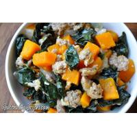 Buy cheap Butternut Squash with Kale & Sausage from wholesalers