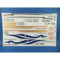 Buy cheap Modelcraft Decal Set #72008  Dhc-6 Twin Otter  1/72 from wholesalers