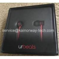 Buy cheap Beats by Dre urbeats2 Earbuds Headphones With Mic Black Red Updated Version from wholesalers