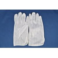 Wholesale Wiper series G000118 10mm double side Conductive Dotted Glove from china suppliers