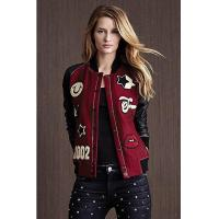 Buy cheap NEW ARRIVALS WOMENS VARSITY JACKET from wholesalers
