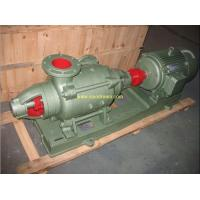 Buy cheap D type multistage centrifugal water pump from wholesalers