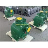 Buy cheap SW self priming sewage water centrifugal water pump from wholesalers