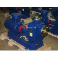 Buy cheap CYZ self priming centrifugal oil pump from wholesalers