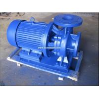 Buy cheap ISW horizontal pipeline centrifugal water pump from wholesalers