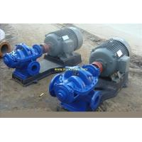 Buy cheap S/SH double suction centrifugal water pump from wholesalers