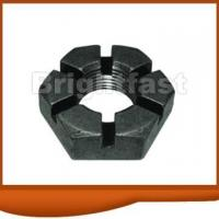 Buy cheap Slotted Nuts Hexagon Slotted Nuts from wholesalers