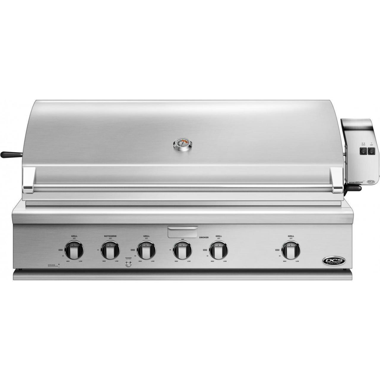 Lion 40-Inch Built-In Gas Grill - L90000 Stainless Steel Natural Gas