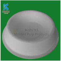 Buy cheap Environmental protection degradable sugarcane pulp molded dog Basin from wholesalers