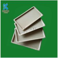 Buy cheap Customized Pulp Molded Trays, Iphone packaging tray from wholesalers