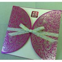 Wholesale Invitation Card KC001 from china suppliers
