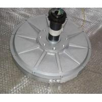Buy cheap 1000W/1KW 180RPM Disc coreless permanent magnetism vertical axis alternator/wind generator motor from wholesalers