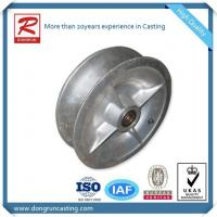 Wholesale China Realiable High Quality Cable Pulley Casting Parts from china suppliers