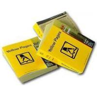 Buy cheap Customized Different Industry Of Yellow Page from wholesalers