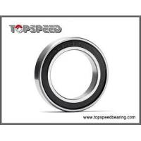 Buy cheap Product model:17x47x14mm,6303-2RS Deep Groove Ball Bearing from wholesalers