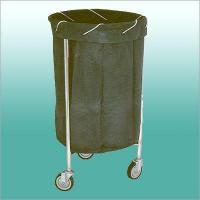 Buy cheap Stainless Steel Soiled Linen Trolley from wholesalers