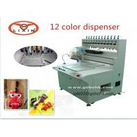 Buy cheap Automatic Dripping Machine Automatic rubber label dripping machine from wholesalers