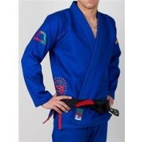 Buy cheap Manto Lucha BJJ GI - Blue from wholesalers