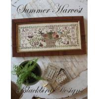 Buy cheap Summer Harvest ~ Abecedarian Series ~ Loose Feathers chart #11 from Blackbird Designs from wholesalers