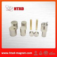 Buy cheap Rare earth cylindrical ndfeb magnet supplier from wholesalers