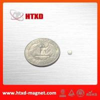 Buy cheap Small rounds neodymium magnet manufacture for crafts for jewelry from wholesalers