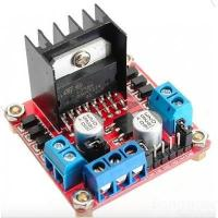 Buy cheap L298N Dual H Bridge Stepper Motor Driver Board For Arduino from wholesalers