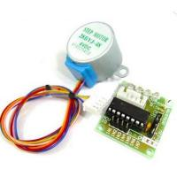 Buy cheap 5Pcs DC 5V 4 Phase 5 Wire Stepper Motor With ULN2003 Driver Board from wholesalers
