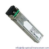 Buy cheap 10 /100 /1000BASE-T Copper SFP Optical Transceiver with MSA For GE / FC ,China SFP from wholesalers