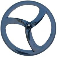 Buy cheap China supplier of 56mm road 3 Spoke carbon wheels 700c clincher bicycles carbon wheels from wholesalers