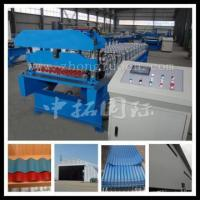 Buy cheap corrugated machine price color coated metal roof panel making machine from wholesalers