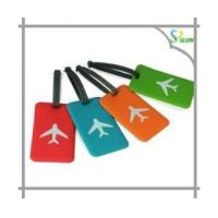 Buy cheap DOD ink Best selling items wholesale promotional luggage tags from wholesalers