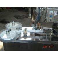 Buy cheap Pilot Suppository Production Line product